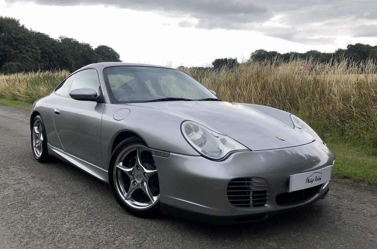 Porsche 996 40th Anniversary. Main dealer history. 2004 For Sale (picture 1 of 6)