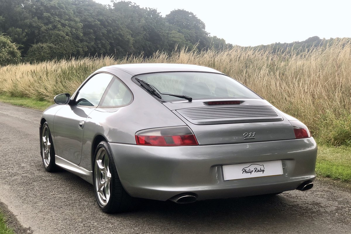Porsche 996 40th Anniversary. Main dealer history. 2004 For Sale (picture 2 of 6)