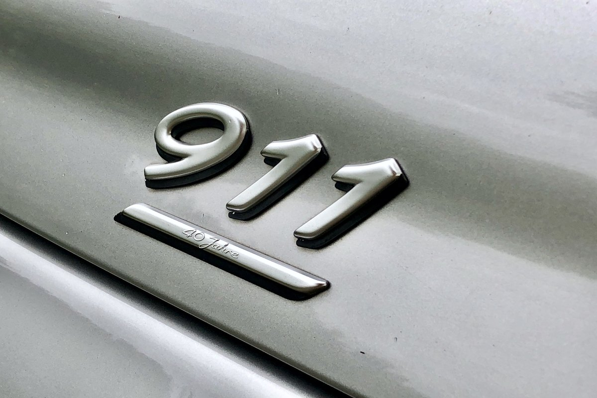 Porsche 996 40th Anniversary. Main dealer history. 2004 For Sale (picture 3 of 6)