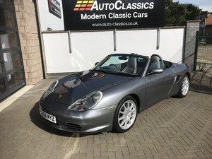 2004 Porsche Boxter 3.2s Manual, 55,000 Miles For Sale