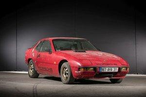1980 Porsche 924 - No reserve For Sale by Auction