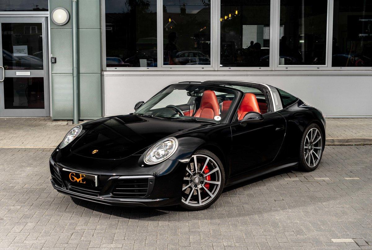 2017 Porsche 911 Targa 4S For Sale (picture 1 of 6)