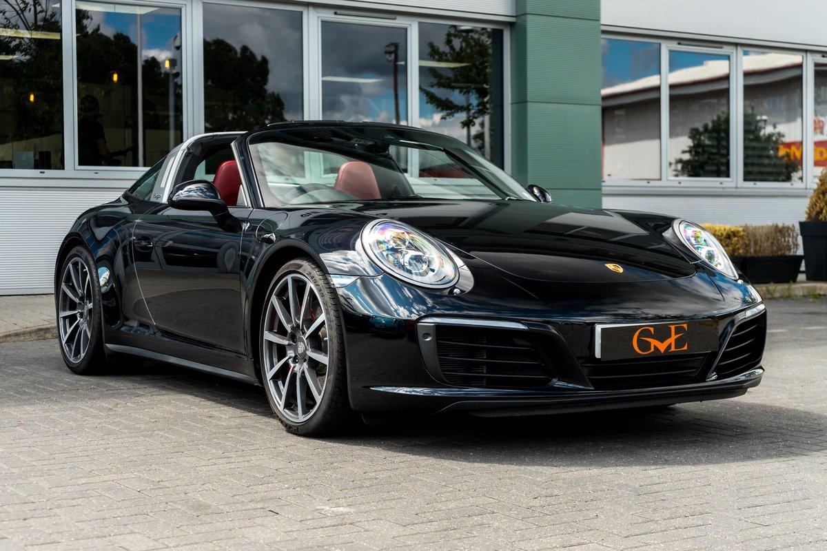 2017 Porsche 911 Targa 4S For Sale (picture 2 of 6)