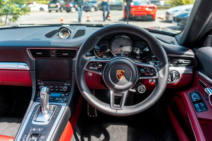 2017 Porsche 911 Targa 4S For Sale (picture 4 of 6)