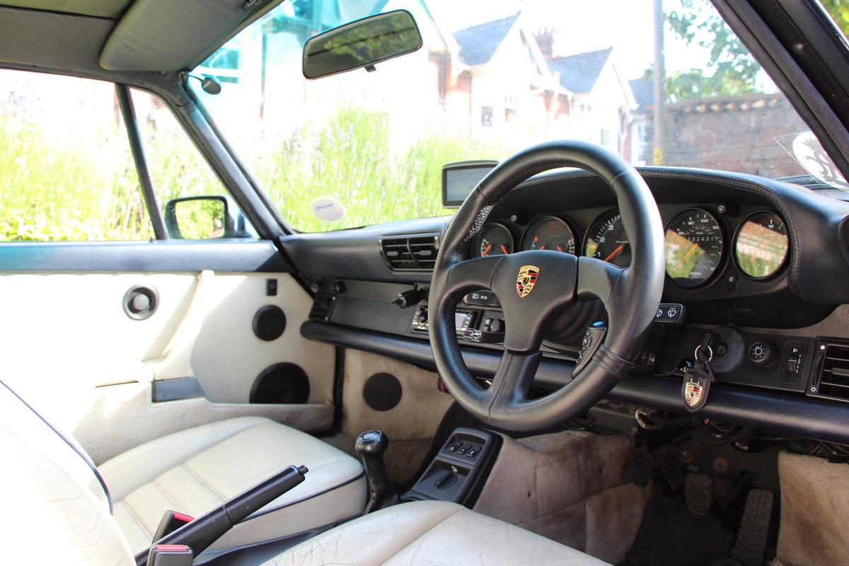 1989 Porsche 911 Carrera 2  SOLD (picture 5 of 6)