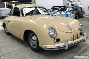 1954 Incredible 'Barn Find' Porsche 356 Pre A LHD coupe
