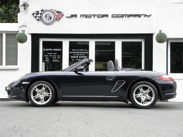 2005 Porsche Boxster 2.7 Tiptronic S 1 Owner only 23000 Miles! SOLD (picture 2 of 6)