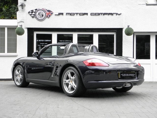 2005 Porsche Boxster 2.7 Tiptronic S 1 Owner only 23000 Miles! SOLD (picture 3 of 6)