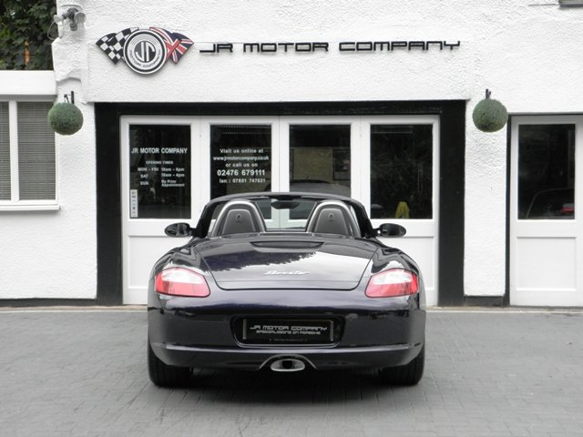 2005 Porsche Boxster 2.7 Tiptronic S 1 Owner only 23000 Miles! SOLD (picture 4 of 6)