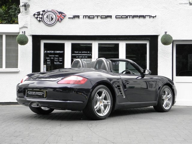 2005 Porsche Boxster 2.7 Tiptronic S 1 Owner only 23000 Miles! SOLD (picture 5 of 6)