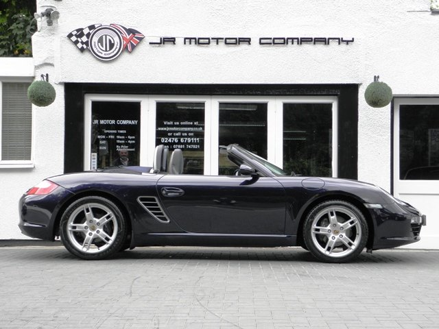 2005 Porsche Boxster 2.7 Tiptronic S 1 Owner only 23000 Miles! SOLD (picture 6 of 6)