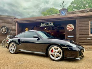 PORSCHE 911 (996) TURBO TIPTRONIC S COUPÉ. 44,000 MILES
