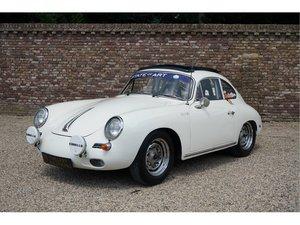 1963 Porsche 356B full rally spec, lovely driver For Sale