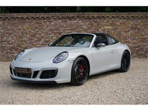 2018 Porsche 911 3.0 Targa 4 GTS Sport design package, very high  For Sale