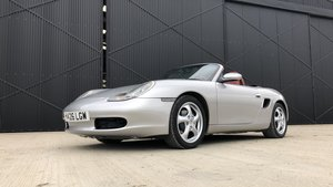 Picture of 2000 Porsche Boxster 986 2.7