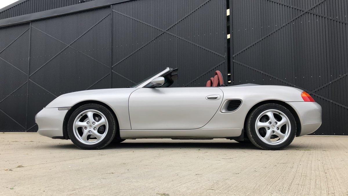 2000 Porsche Boxster 986 2.7  For Sale (picture 2 of 17)