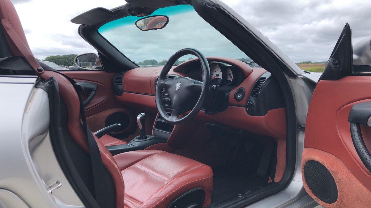 2000 Porsche Boxster 986 2.7  For Sale (picture 9 of 17)