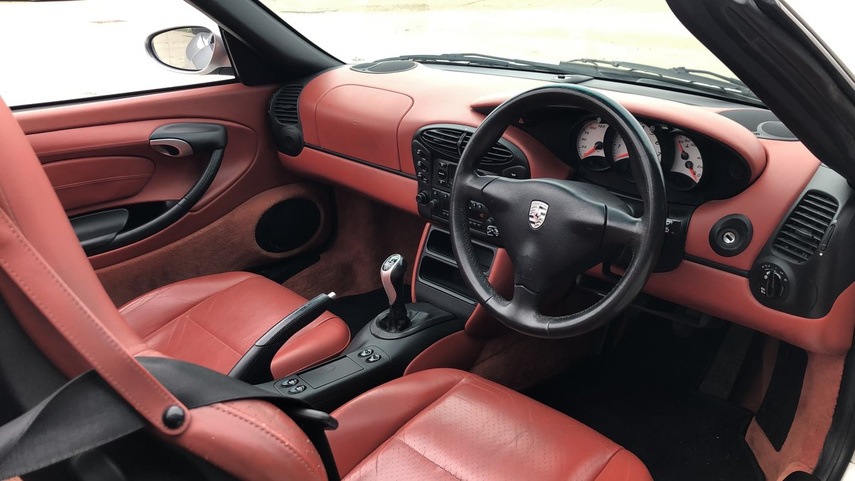 2000 Porsche Boxster 986 2.7  For Sale (picture 10 of 17)