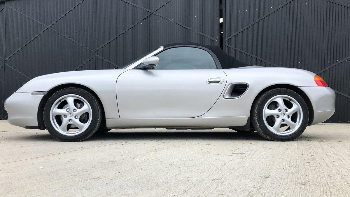 2000 Porsche Boxster 986 2.7  For Sale (picture 12 of 17)