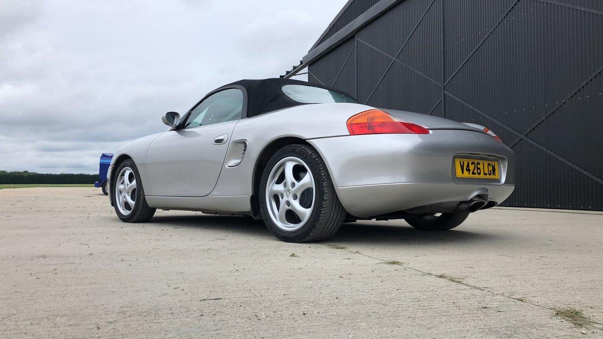 2000 Porsche Boxster 986 2.7  For Sale (picture 13 of 17)