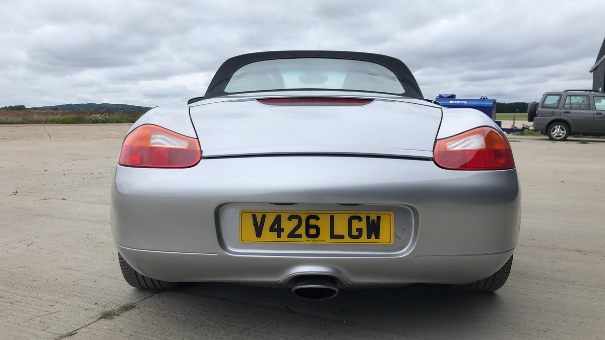 2000 Porsche Boxster 986 2.7  For Sale (picture 14 of 17)