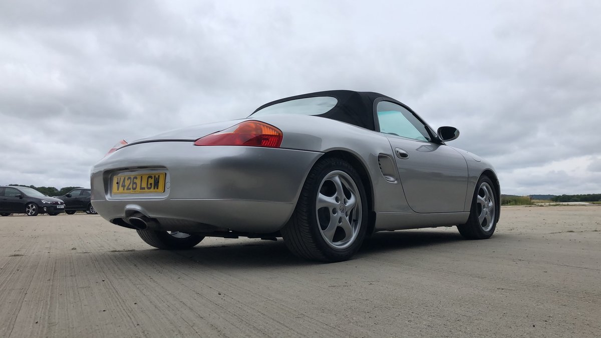 2000 Porsche Boxster 986 2.7  For Sale (picture 15 of 17)