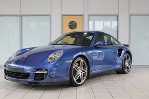 Porsche 911 (997) 3.6 Turbo Coupe Manual