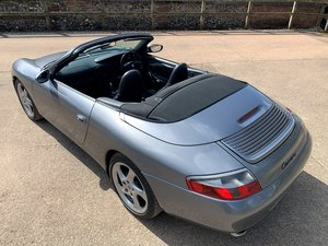 2001/Y Porsche 911 (996) Carrera 2 Cabriolet Tiptronic+htop For Sale