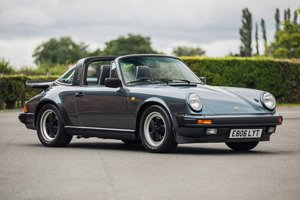 1988 Porsche 911 Carrera Targa Sport For Sale