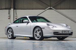 2004 Porsche 911 (996) Carrera Coupe For Sale
