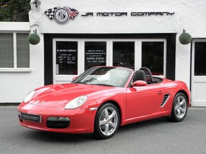 Picture of 2007 Porsche Boxster 2.7 Manual Guards Red Huge Spec! SOLD
