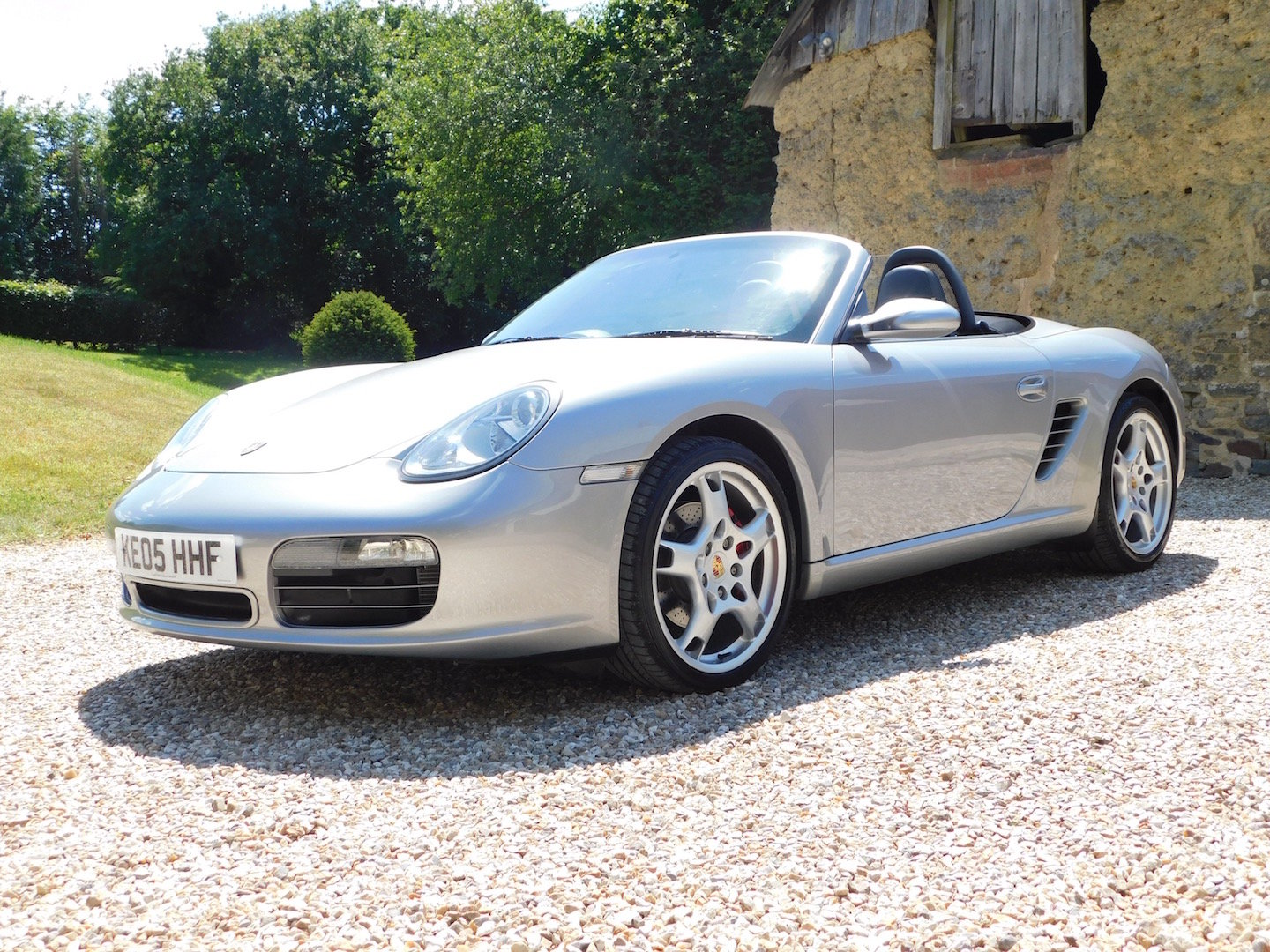 2005 Porsche 987 Boxster 3.2 S - superb order, FSH, high spec For Sale (picture 4 of 6)