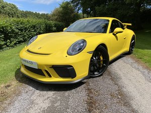 2017 Porsche 911 GT3 Clubsport For Sale