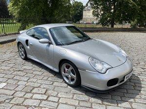 2003 Porsche 911 996 Turbo Manual