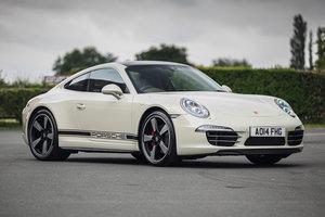 2014 Porsche 911 (991) 50th Anniversary Edition