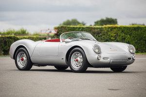 1955 Porsche Chamonix 550 Spyder