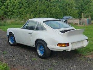 Porsche 911 LHD 2.7 (1976 S) Project Outlaw