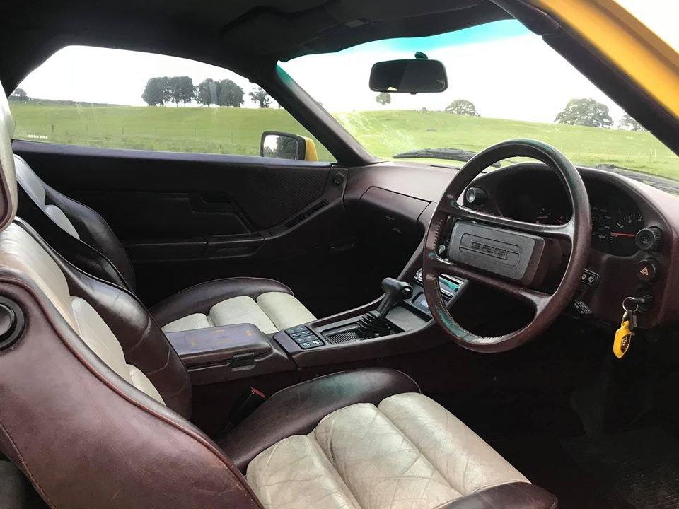 1983 Porsche 928S Auto 4.7 V8 For Sale (picture 5 of 6)