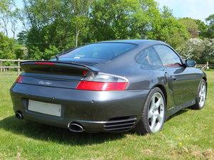 Porsche 911 996 turbo tiptronic LHD
