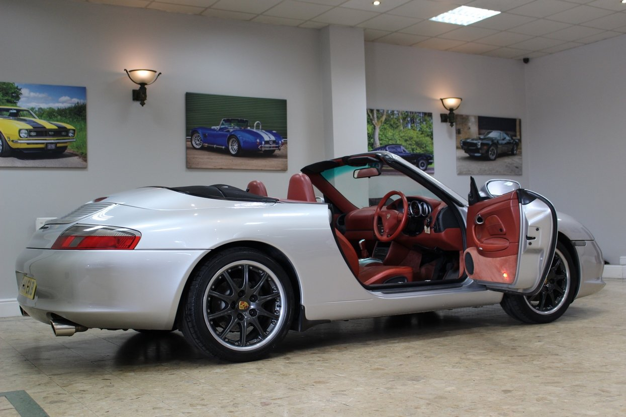 1999 Porsche 911 996 Carrera C2 Cabriolet Manual | Hardtop  For Sale (picture 6 of 10)