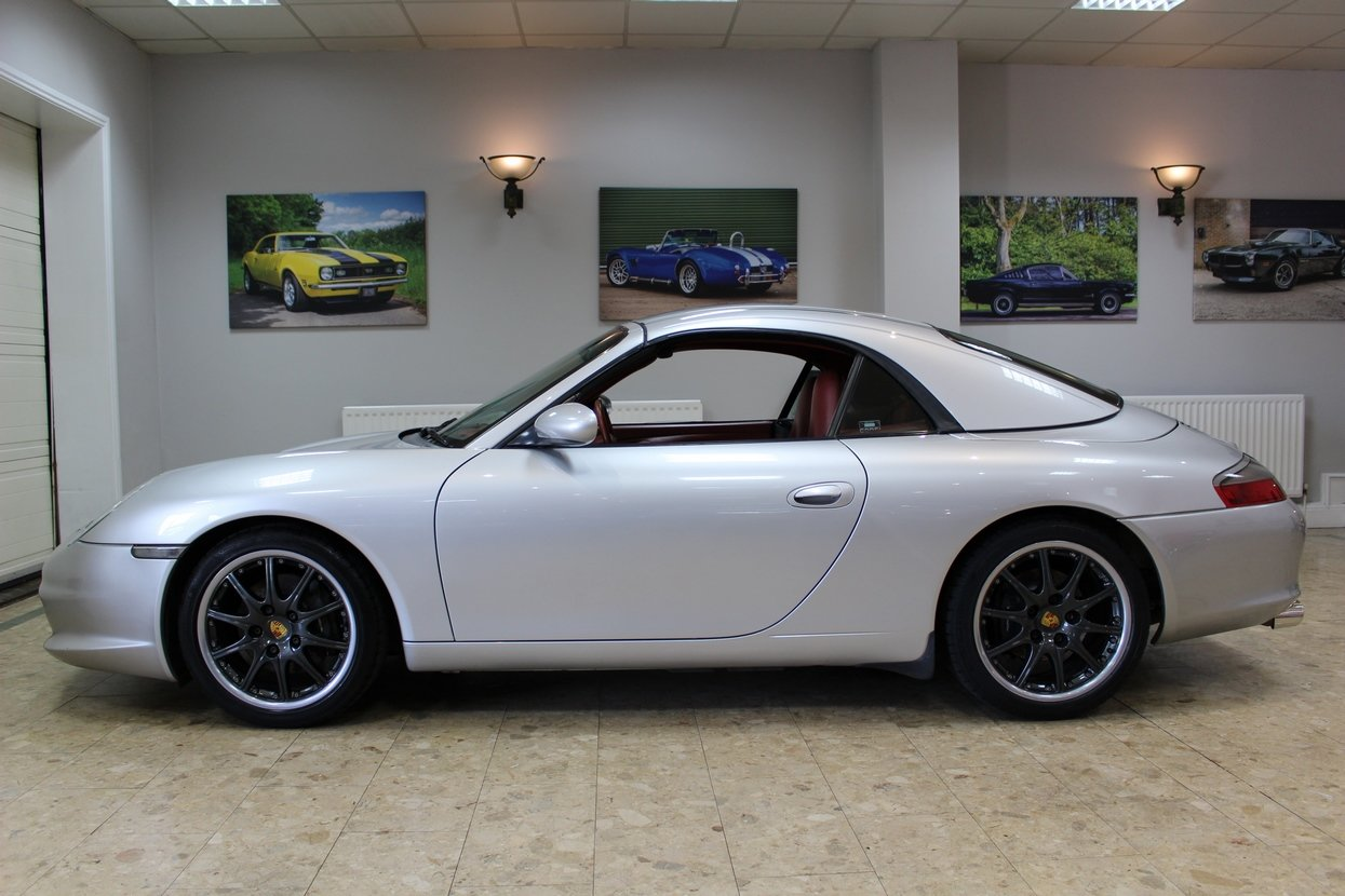 1999 Porsche 911 996 Carrera C2 Cabriolet Manual | Hardtop  For Sale (picture 9 of 10)