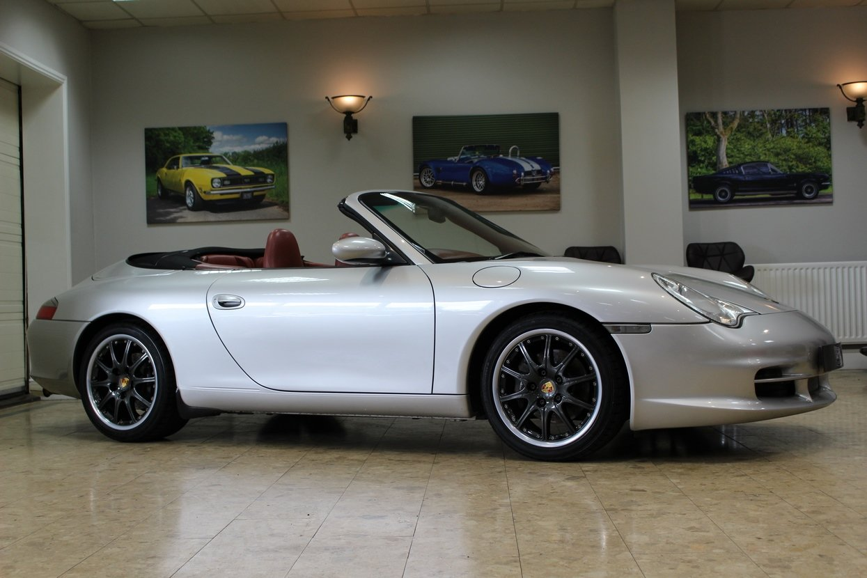 1999 Porsche 911 996 Carrera C2 Cabriolet Manual | Hardtop  For Sale (picture 10 of 10)