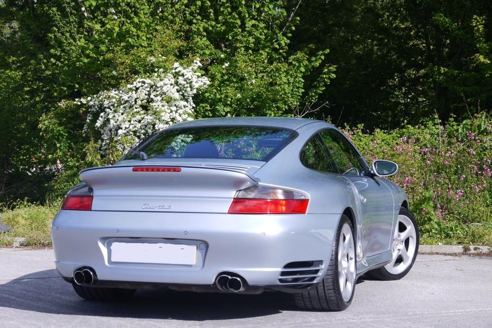 2003 911 turbo tiptronic S  For Sale (picture 1 of 6)