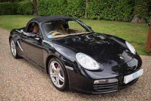 Porsche Boxster S 3.2 987 6-Speed Manual