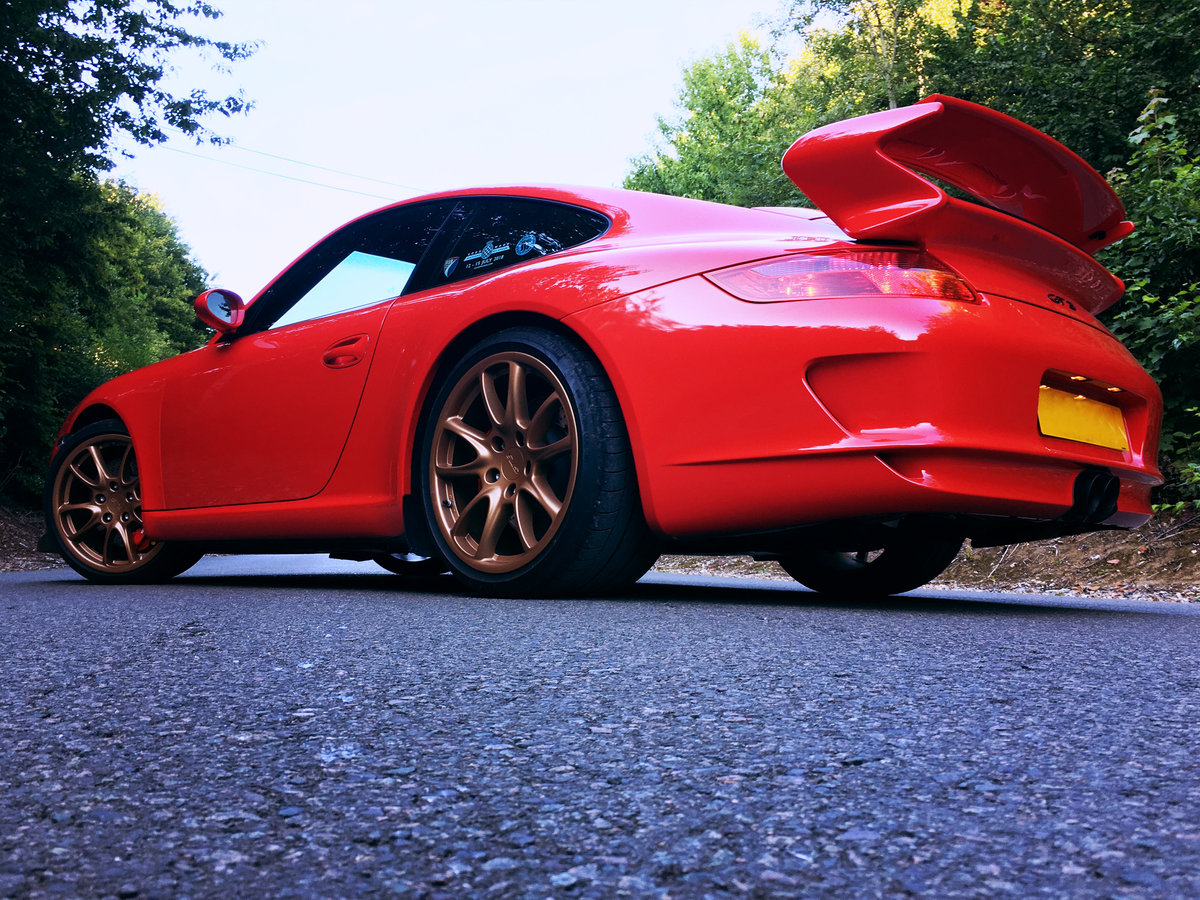 2006 Porsche 911 997 GT3, Buckets, OPC History For Sale (picture 2 of 6)
