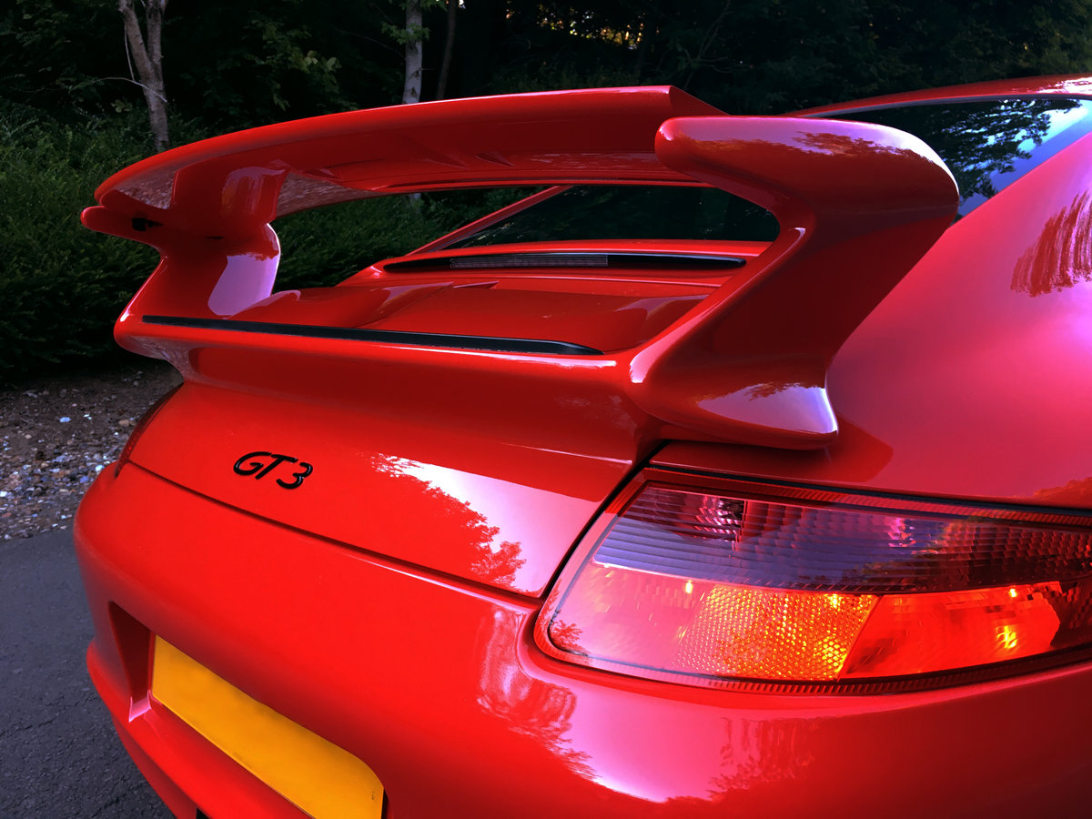 2006 Porsche 911 997 GT3, Buckets, OPC History For Sale (picture 3 of 6)