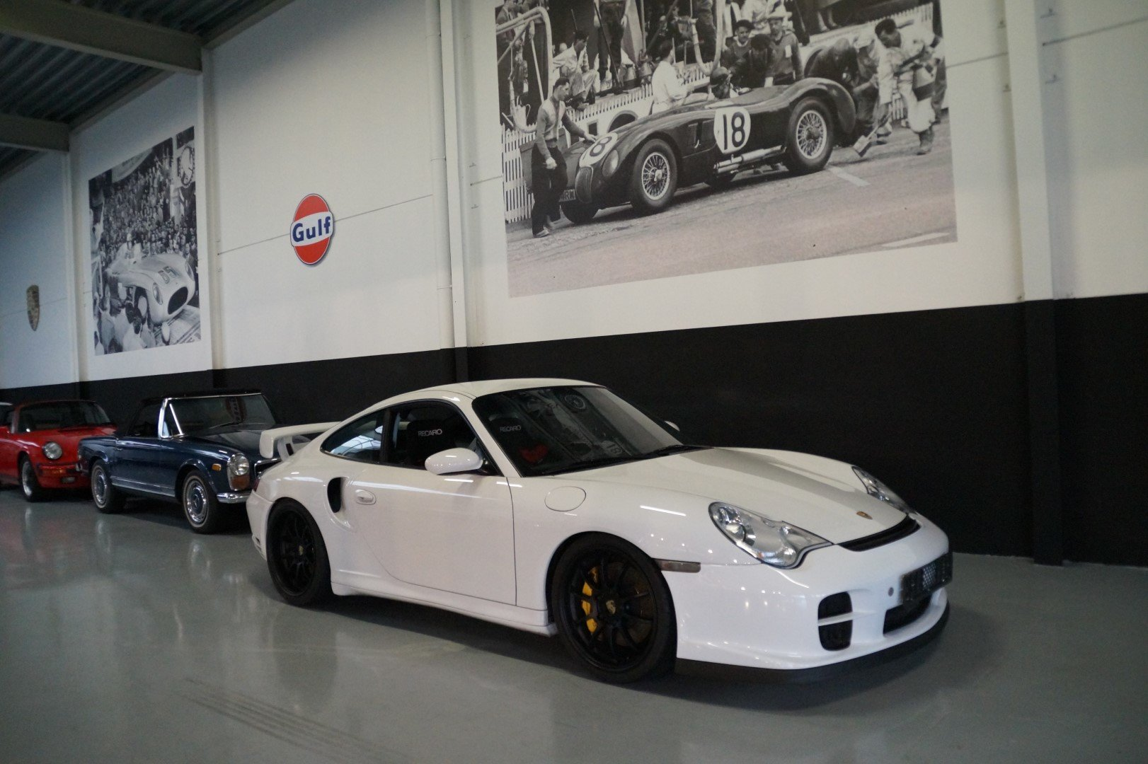 PORSCHE 996 GT2 One of a kind (2002) For Sale (picture 1 of 6)