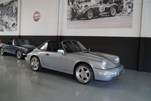 "PORSCHE 911 964 Carrera 2 Targa ""stunning condition"" (1991)"