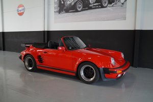 PORSCHE 911 Kremer Turbo look Convertible (1985)