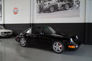 PORSCHE 911 964 Targa MANUAL ! Belgian Registration (1991)